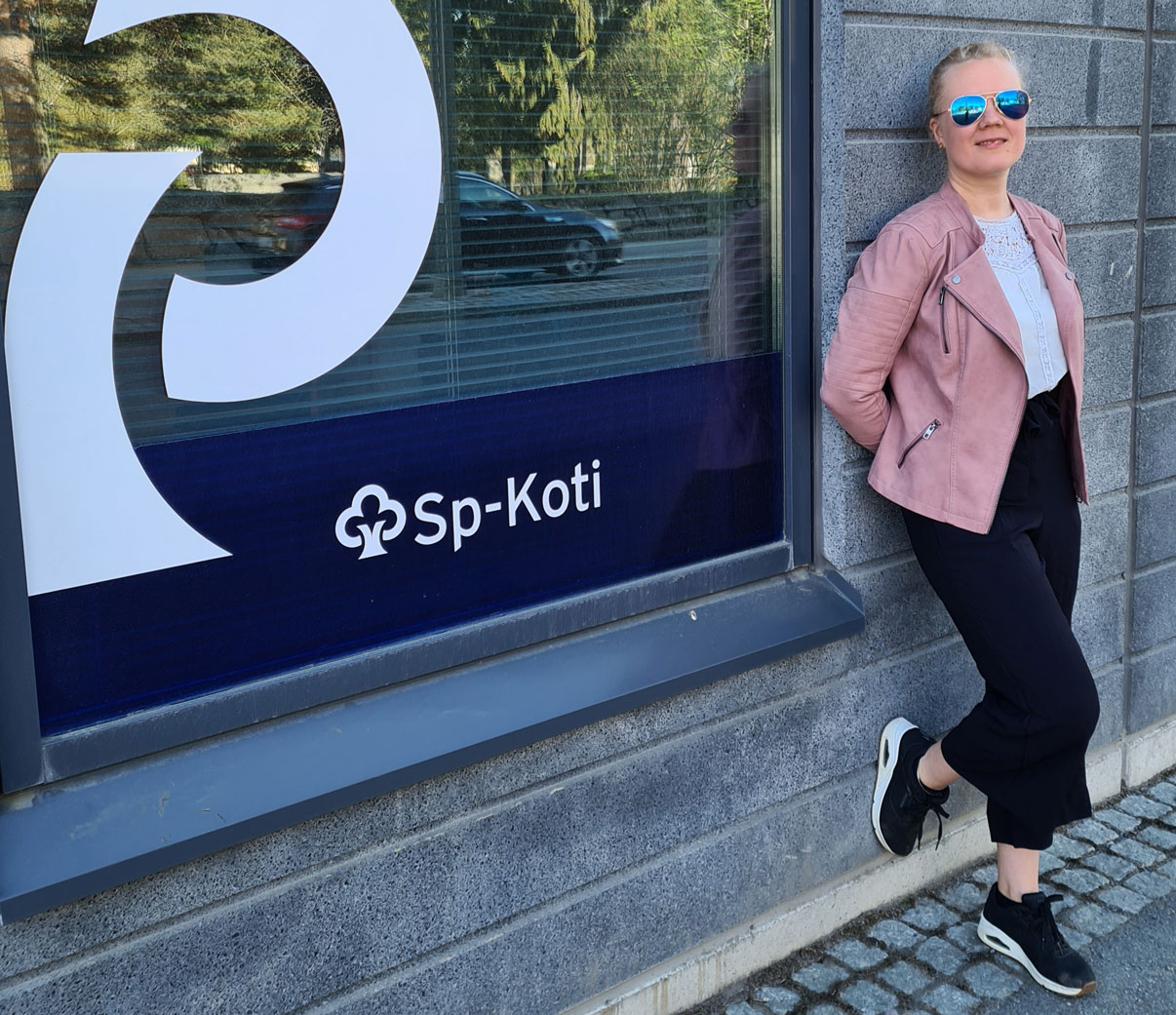 Johanna Peltonen on Aula Kodit Oy:n yrittäjä ja Kangasalan Yrittäjät ry:n hallituksen jäsen.