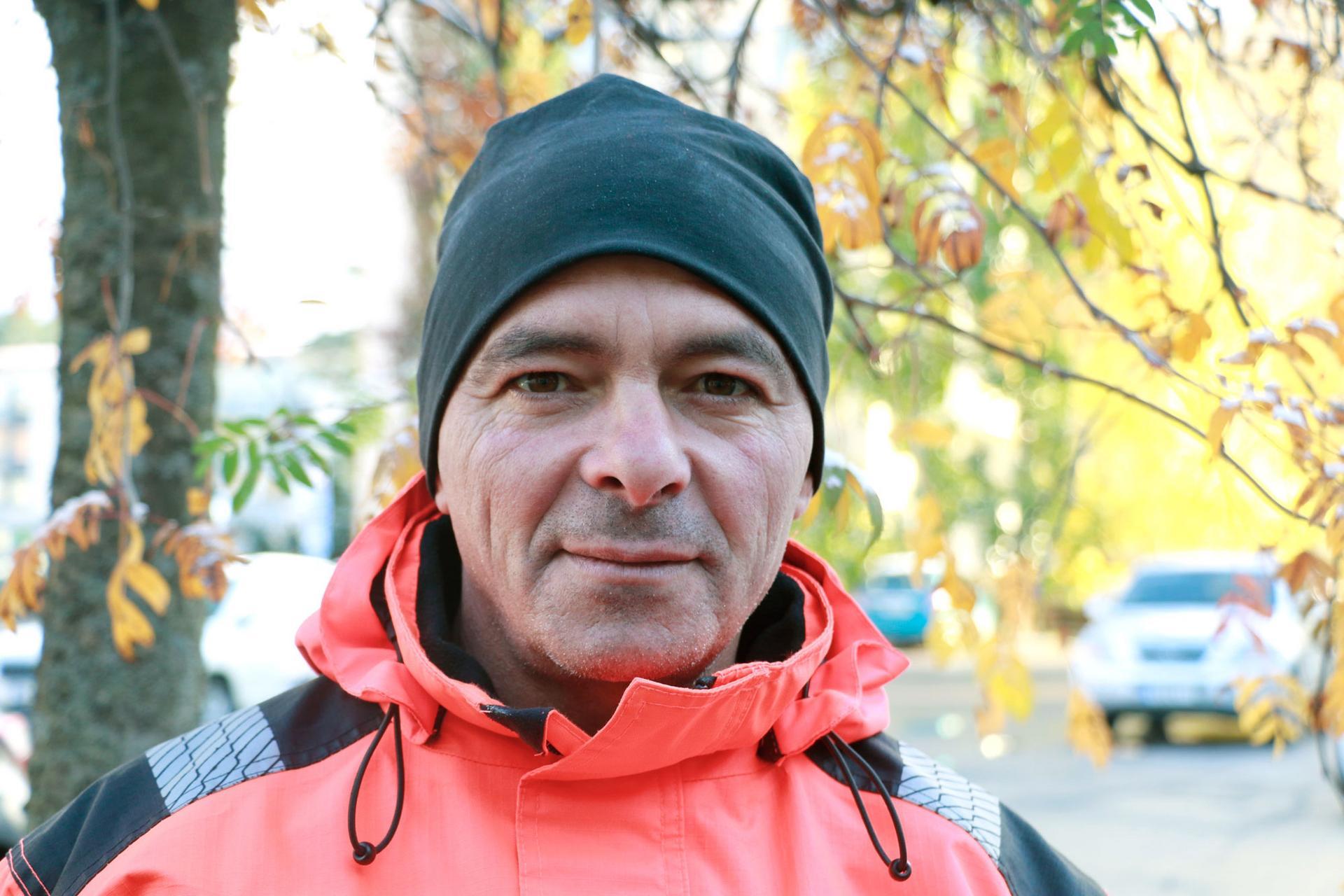 Nicolae Udrea sanoo viihtyvänsä Suomessa.