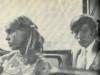 Näytelmästä ´pock Picket` -67 neiti Vennamo ja Sulevi Peltola.
