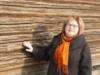 Sukututkimuskouluttaja Riikka Piironen löysi yllätyksekseen sukujuurensa Kangasalan Ohtolan kylästä Mattilan tilalta.