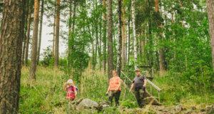 Ota kuva retkeltäsi ja jaa se somessa hästägillä #visitkangasala tai merkitsemällä @visitkangasala kuvaan! Visit Kangasala jakaa mielellään somessa kuvia Kangasalta. Kuva: Tiia Ennala / Visit Kangasala
