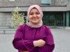 Arya Ahmedi toivoo pääsevänsä pian töihin. Tulevaisuudessa haaveena on oma yritys.