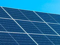Raikun vedenottamolle rakennetaan aurinkovoimala, jos hankkeelle myönnetään energiatukea. Kuva: Iclipart