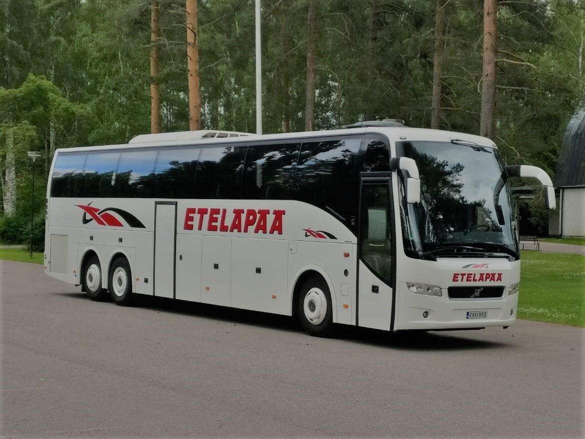 Tampere–Lappeenranta-välillä alkaa liikennöidä Liikenne O. Eteläpää Oy.