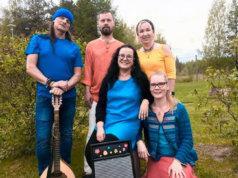Elosen mutka -yhtye esiintyy museoviikonloppuna Kuhmalahden kotiseutumuseolla.