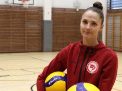 Emmi Riikilä jatkoi Emmi Riikilä jatkoi EM-turnauksesta tuttuja vakuuttavia otteita. Kuva: Pertti Flinck