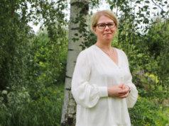 Hanna Laine on yksi neljästä Pirkanmaan liiton maakuntavaltuustoon valitusta kangasalalaisesta. Kuva: KS arkisto