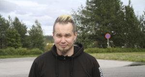 Tomi Vitikainen. Kuva: Mikko Mykkänen