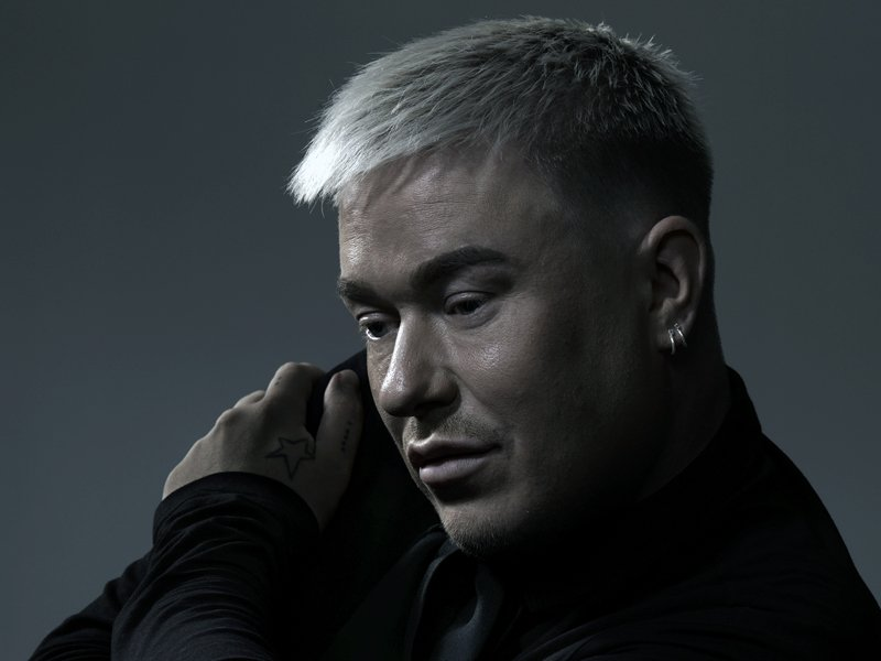 Jesse Kaikuranta esiintyy Kangasalla lokakuussa. Kuva: Harri Hinkka