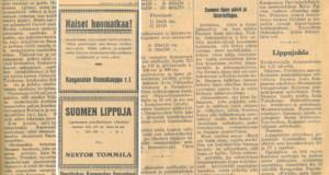 KS-juhannuskalenteri kurkkaa vanhoihin juhannusuutisiin. Tässä mallia vuodelta 1928.