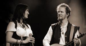 Salla Rimmi & Niilo Sirola esiintyy Kangasala Irish -festivaaleilla tänä keväänä. Kuva: Visit Kangasala