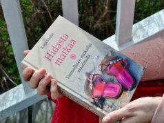 Haave oman kirjan kirjoittamisesta oli kulkenut Katja Vaulion mukana pitkään. Nyt unelmasta on tullut totta.