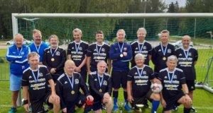 KaVon kuuskymppiset saivat jälleen yhden Suomen mestaruuden. Kuva: Heikki Heinonen