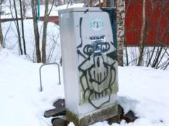 Kyötikkälän jätevesipumppaamo on yksi neljästä uudistettavasta pumppamosta.