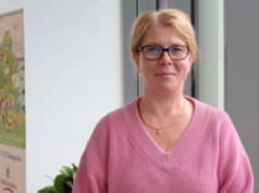Hanna Laine aloittaa valtuuston puheenjohtajana toisen kautensa.