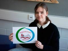 Olivia Franssila haki vaikutteita logoon kuvapalvelu Pinterestistä.