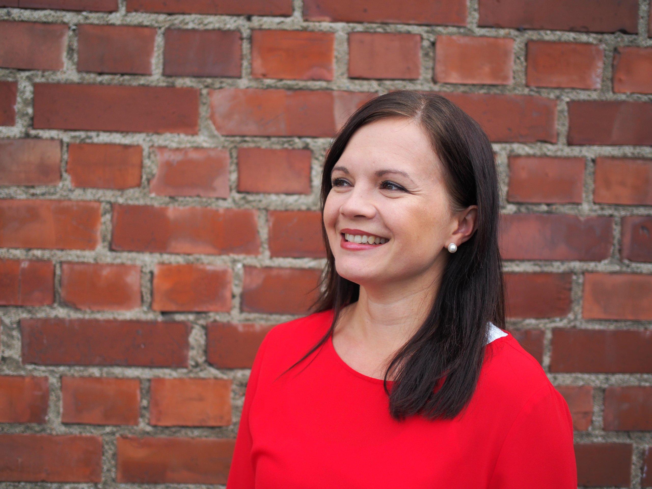 Paula Mäkeläinen on käsikirjoittaja ja Kangasalan Pikkuteatterin taustavaikuttaja.