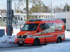 Pelastuslaitoksen apuun turvauduttiin viime vuonna vähemmän kuin vuonna 2019. Kuva: Pekka Kaarna