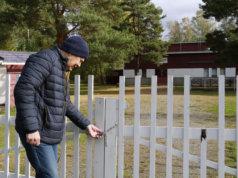 Osin Kangasalan maisemiin sijoittuvaa dekkaria parhaillaan kirjoittava Pertti Laine kävi Kisarannassa tutkimassa, miltä siellä nykyisin näyttää.