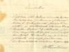 Katkelma Eräjärven kirkossa luetusta kuulutuksesta, jossa kerrotaan Kuhmalahden lukkarin Sulo Hurstisen saapuvan istuttamaan rokkoa juhannuspäivän iltana 1895.