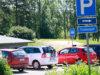 Suunnitelmien mukaan Kortekummun frisbeegolfradan pysäköintialue vastaa kooltaan Ranta-Koiviston radan pysäköintialuetta.