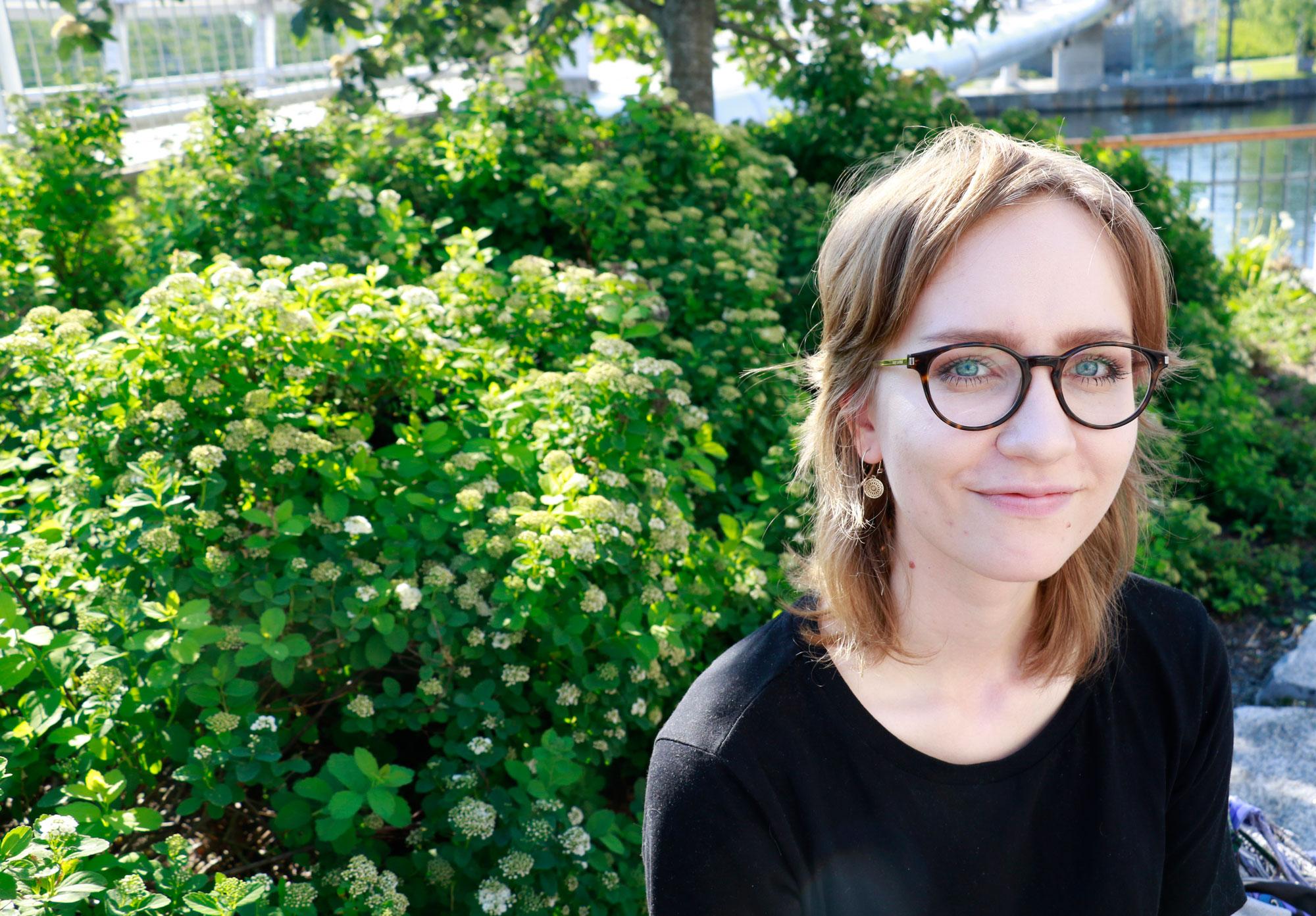 Roosa Kuisman toukokuussa hyväksytty kandidaatintutkielma käsittelee Tarasten kiertotalousaluetta suhteessa lähistön asukkaisiin sekä luontoon.