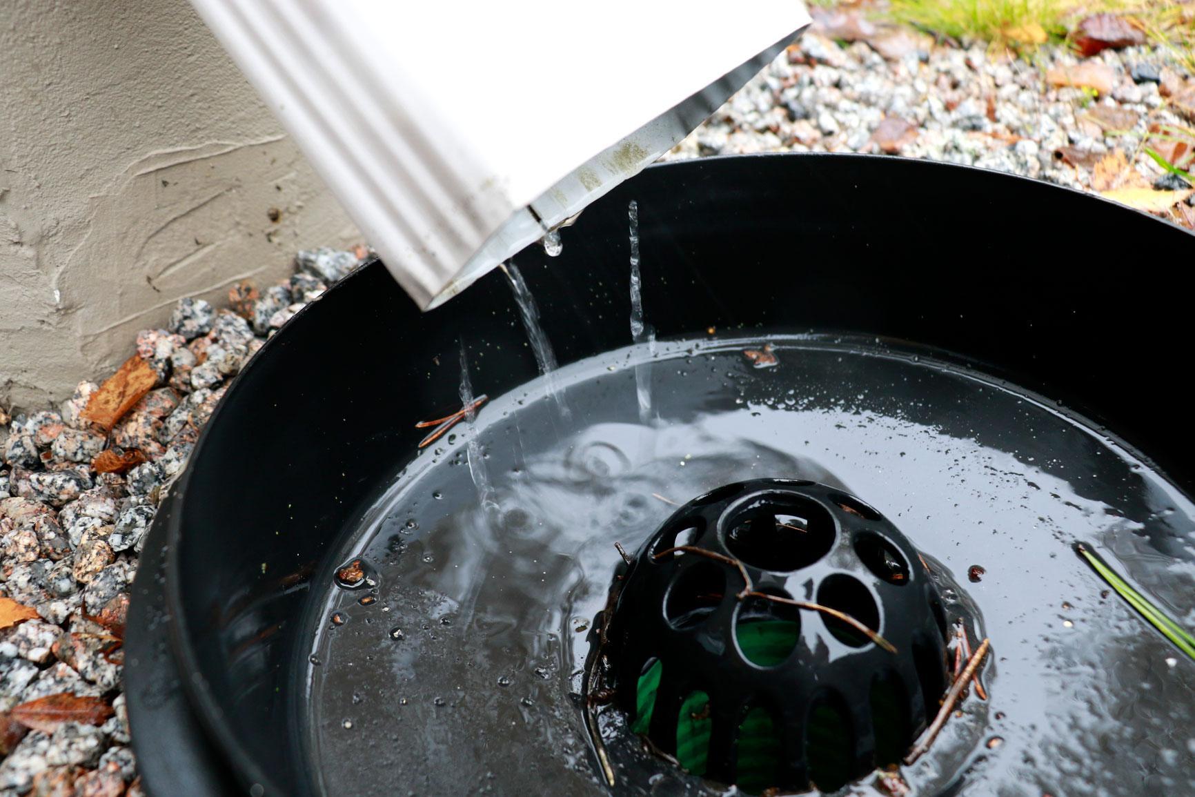 Sateinen alkuvuosi lisäsi Kangasalan Veden kuluja noin 100 000 eurolla.