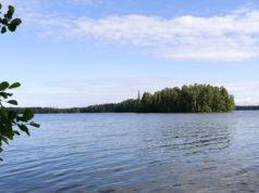Santasaari. Kuva: KS arkisto
