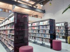 Vatialan (kuvassa) ja Sahalahden kirjastojen palveluaikaa supistetaan yhteensä tunnilla. Omatoimiaukioloajat sen sijaan säilyvät ennallaan.