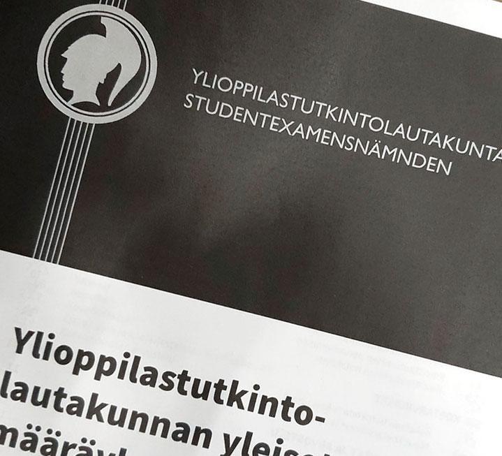 Kangasalan lukion tuoreen linjauksen mukaan syksyn ylioppilaskokeisiin osallistuvat voivat halutessaan opiskella itsenäisesti siihen asti, että saavat suoritettua ilmoittautumisensa mukaiset ylioppilaskokeet.