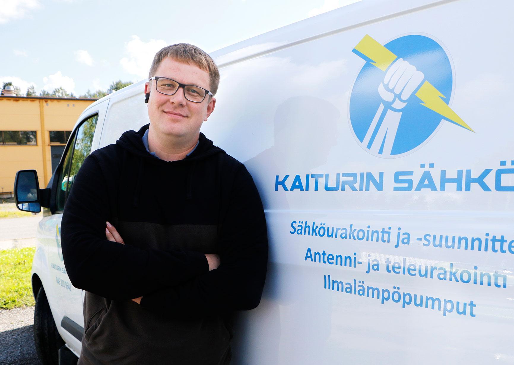 Esa Mäntylä suosittelee erityisesti lämmitysjärjestelmien toimivuuden tarkistusta ajoissa, ettei tule kiire lämmityskauden alettua.